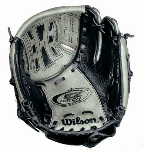 Wilson EZ Catch Series Baseball Glove 10 Inch  (Right-Handed Throw)