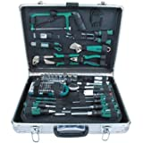 Mannesmann Professional Tool Kit (124 Pieces) by Brüder Mannesmann