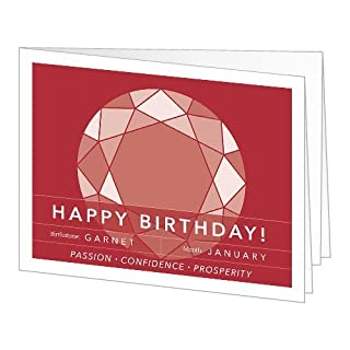 Amazon Gift Card - Print - Birthday Birthstone: January (Garnet) (B00N594IXS) | Amazon price tracker / tracking, Amazon price history charts, Amazon price watches, Amazon price drop alerts