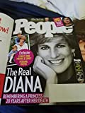 img - for People Magazine (August 7, 2017) The Real Diana Cover book / textbook / text book