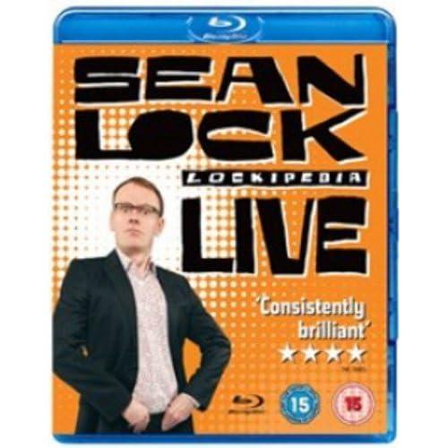 Sean Lock Live: Lockipedia [Blu-ray]