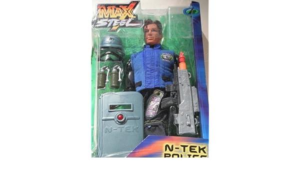 Amazon.com: MAX STEEL - 12
