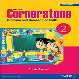 02dad2eea23e21 Cornerstone 2   English Grammar   Composition Book by Pearson for CBSE  Class 2 Paperback – 22 Aug 2014