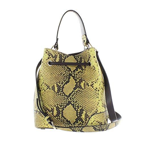 Furla Bucket Bag Stacy S Jade 22cm