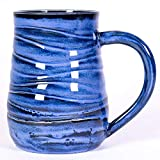 Product review for Blue Wave Handmade Pottery mug