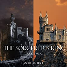 Sorcerer's Ring Bundle: Books 1 and 2 Audiobook by Morgan Rice Narrated by Wayne Farrell