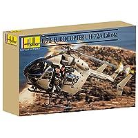 Heller Eurocopter UH-72A Kit de construcción de modelo de helicóptero Lakota