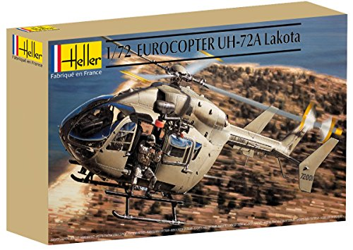Heller Eurocopter UH-72A Lakota Helicopter Model Building Kit
