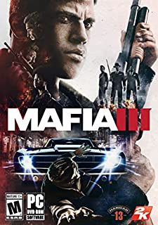 Mafia III - PC - Standard Edition (B013HYV1E4) | Amazon price tracker / tracking, Amazon price history charts, Amazon price watches, Amazon price drop alerts