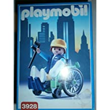 Playmobil Hospital: Patient with Wheelchair by PLAYMOBIL®