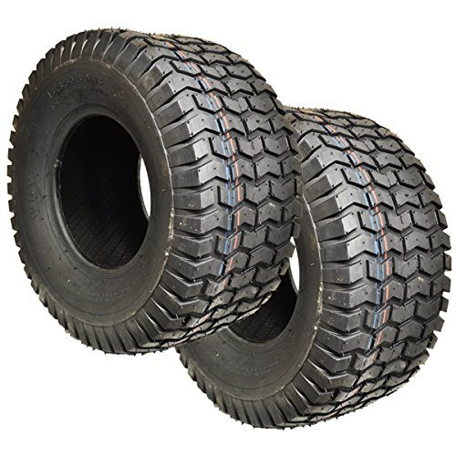 Replaces Toro 2PK Lawn & Garden Turf Saver Tire 20x8-8 20x8.00-8 20x8x8 Tire