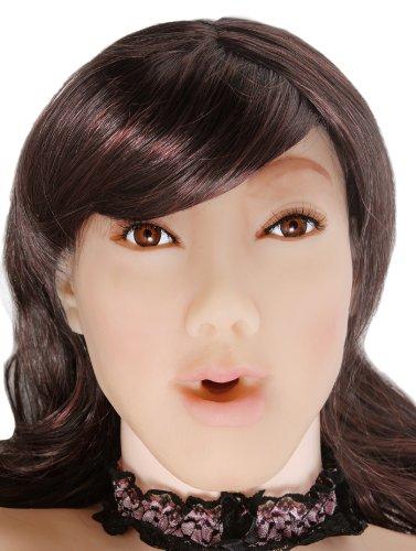 Sc Novelties Realistic Life Size Love Doll, Brunette