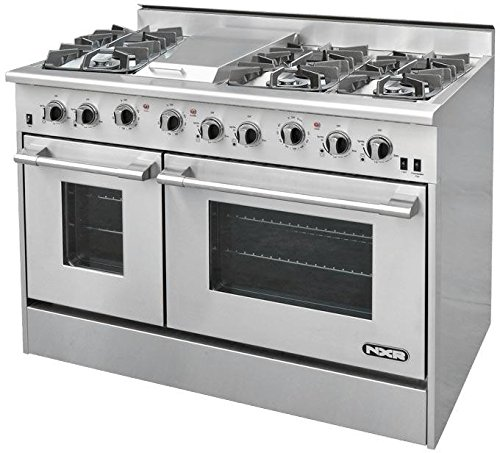 48 inch professional gas stove - 3