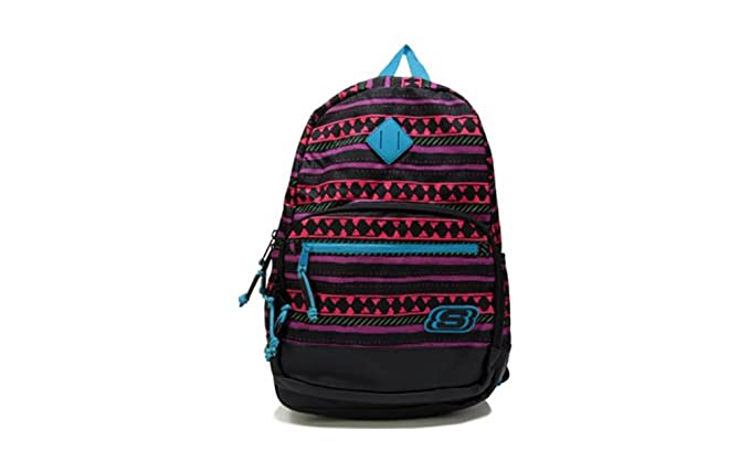 75926f4466 Amazon.com | Skechers Larimer Backpack Mulitcolor | Casual Daypacks