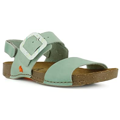 6573b670 Art 1001 I Breathe Mojave Eton Mint Sandals UK 6: Amazon.co.uk ...