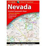 DeLorme Atlas & Gazetteer: Nevada