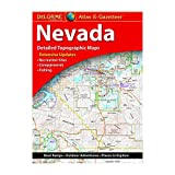 DeLorme® Nevada Atlas & Gazetteer (Delorme Atlas & Gazetteer)