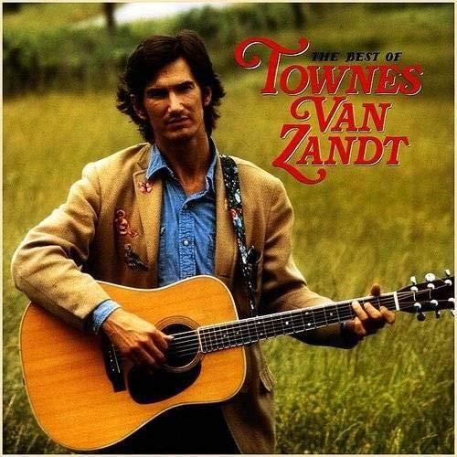 Townes Van Zandt: The Best Of Townes Van Zandt (Colored Vinyl) Vinyl 2LP