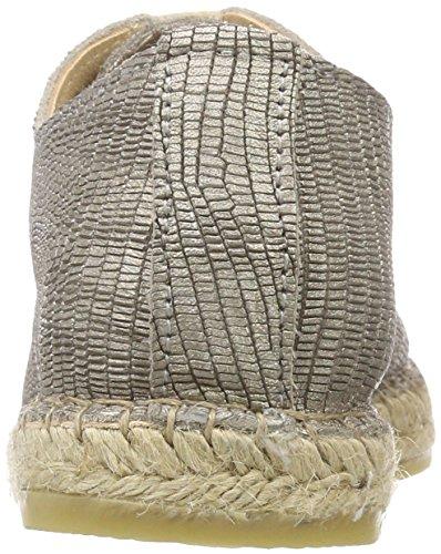 Fred de la Bretoniere Women's Schnürer Espadrilles Grey (Taupe 3160) buy cheap big sale fashion Style cheap online discount big sale OtdR9
