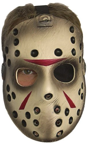 [FRIDAY THE 13TH HOCKEY MASK JASON VORHEES] (Jason Vorhees Masks)