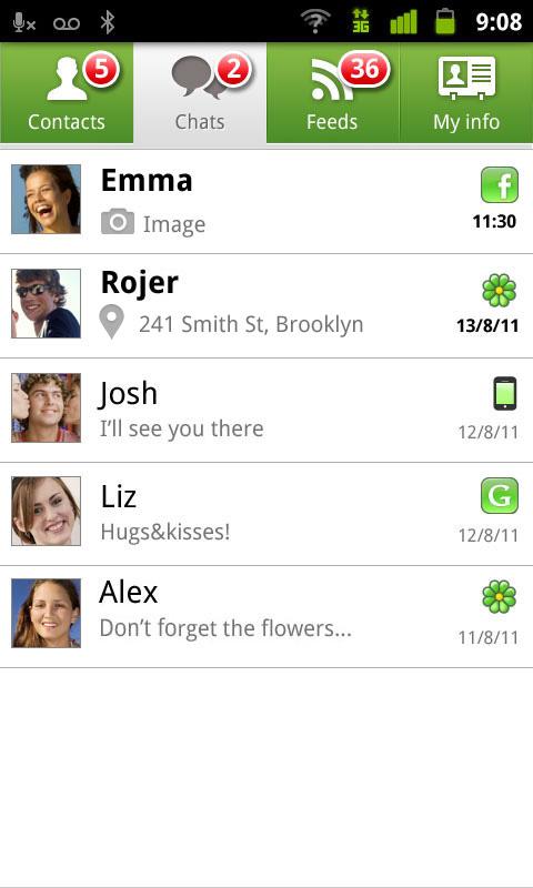 ICQ – Mobile Messenger