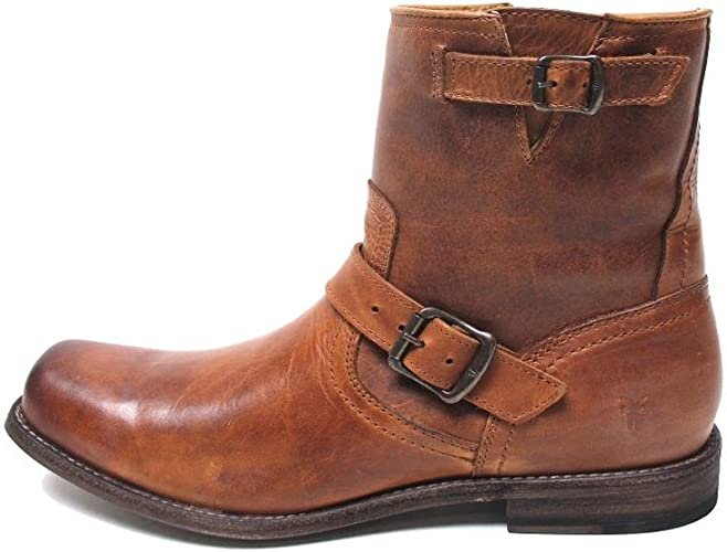 Frye Mens Smith Engineer Casual Boots