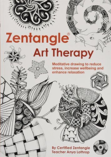 Pdf Crafts Zentangle Art Therapy