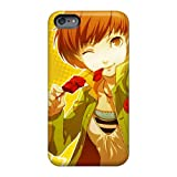 Apple Iphone 6 Plus Pts7487QHhv Unique Design Realistic Persona 4 Chie Series Scratch Resistant Hard Phone Cases -RandileeStewart