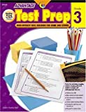 img - for Test Prep Gr. 3 (Advantage Workbooks) by Putnam Jeff (2004-01-21) Paperback book / textbook / text book