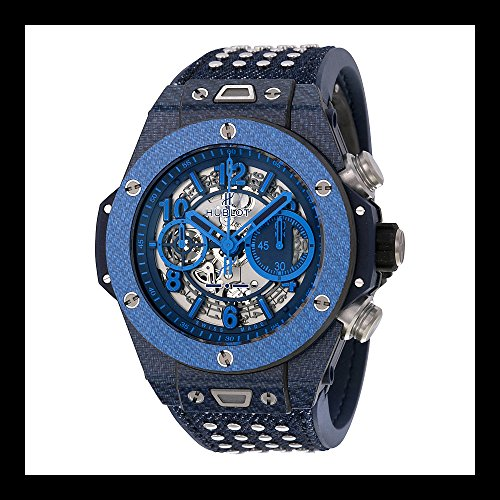 Hublot Big Bang UNICO Italia Independent Skeleton Dial Limited Edition Mens Watch 411.YL.5190.NR.ITI15