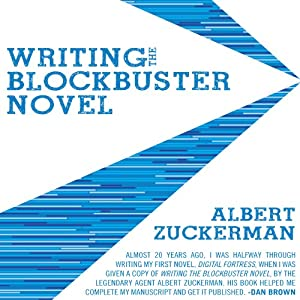 Writing the Blockbuster Novel Audiobook