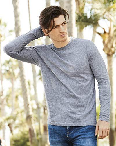 Alstyle Apparel AAA Mens Ultimate Lightweight Ringspun T-Shirt