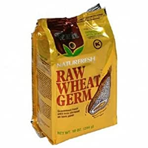 how to cook raw wheat germ