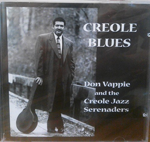Creole Blues Papa Vappie Serenaders product image