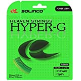 #1: Solinco Hyper-G Heaven High Spin poly string - 40 foot Pack