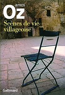 Scènes de vie villageoise par Oz