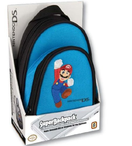 Mario Handheld Game Carrying (M34 Handheld)