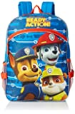 Paw Patrol Boys' Nickelodeon Blue 16 Inch Backpack with Lunch Bag