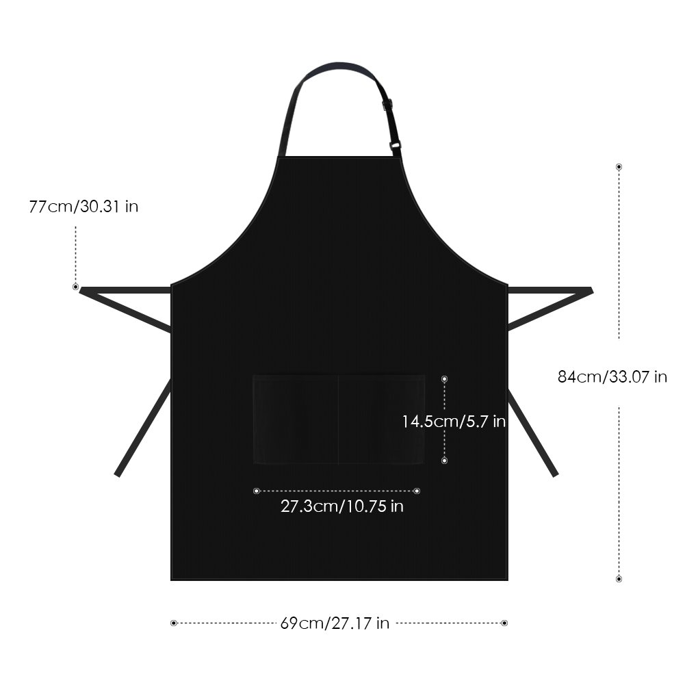 White apron big w - Amazon Com Syntus 2 Pack Adjustable Bib Apron Waterdrop Resistant With 2 Pockets Cooking Kitchen Aprons For Women Men Chef Black Home Kitchen