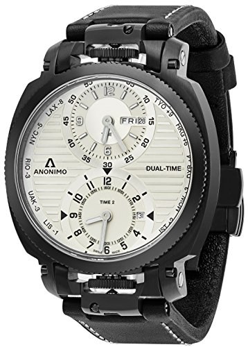 anonimo-mens-military-43-mm-silver-face-dual-time-black-leather-strap-day-date-swiss-mechanical-watc