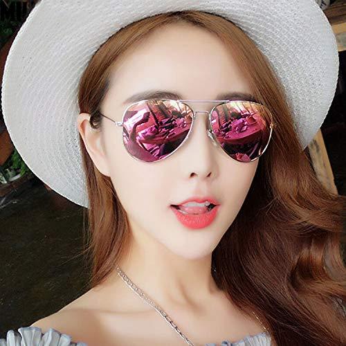 d'achats Voyage Accessoires de Femmes Le de Lunettes surdimensionnées Dames Multi Couleur de des CJJC Simples Pink Mode pour conduisant Accessoires Utilisation de Soleil FHxqfatd