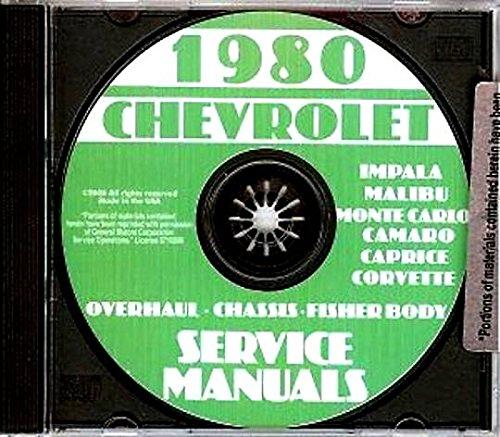compare price 1980 corvette service manual on 1980 corvette assembly manual download 2012 Corvette