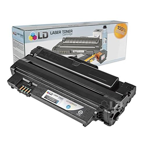 LD © Compatible Toner to replace Dell 330-9523 (7H53W) High Yield Black Toner Cartridge for your Dell 1130, 1130n, 1133 and 1135n Printers