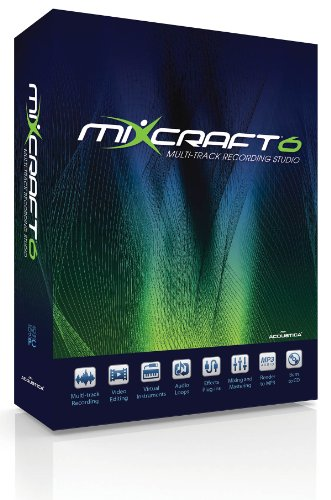 - Mixcraft 6 Recording Studio [Old Version]