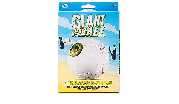 Gigante Inflable Ojo Balón: Amazon.es: Hogar