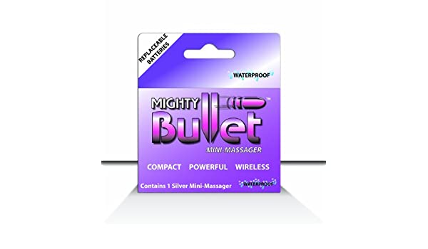 Amazon.com: OYes Mighty Bullet, Boxes (Pack of 2): Health & Personal Care