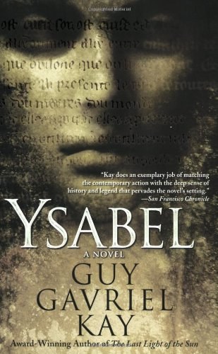 Book cover for Ysabel