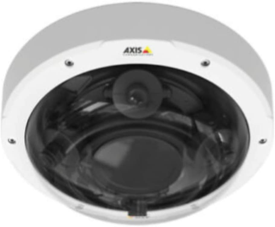 AXIS Communications 0815-001 1080P Multi-Sensor Network Camera, P3707-PE