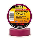 Electrical Tape, 3/4 x 66 ft, 7 mil, Violet