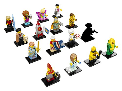 LEGO Minifigures Series 17 71018 Building Kit